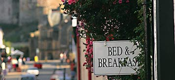 Bed & Breakfast, Conwy